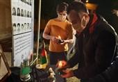 دانشجویان افغانستانی ساکن ایران سوگوار شهدای حادثه تروریستی دانشگاه کابل + فیلم