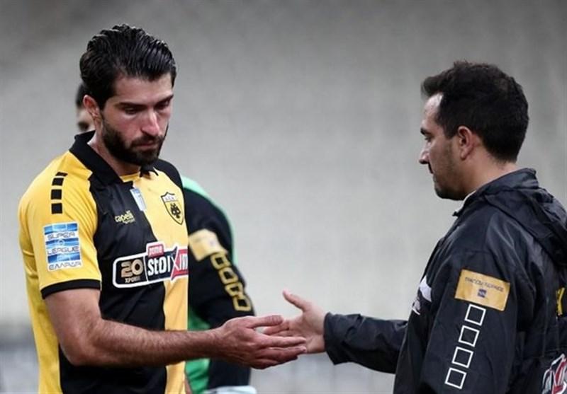 رسانه یونانی خبر داد: دعوت انصاریفرد به اردوی تیم ملی فوتبال