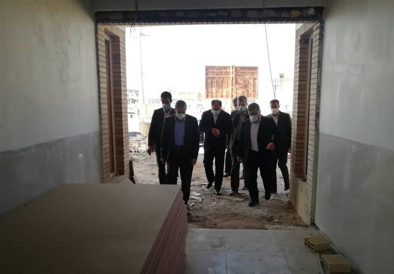 40 میلیارد تومان به روند ساخت بیمارستان 17 شهریور برازجان تخصیص یافت
