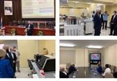 Iran's Zarif Visits Scientific Centers in Cuba