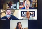 حضور نمایندگان فدراسیون جهانی تکواندو در جلسه مجازی فدراسیونهای بینالمللی ورزشی