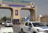 توزیع 5 هزار بسته معیشتی نیروی دریایی سپاه با حضور سردار سلامی + تصاویر