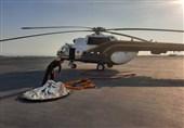 اعزام بالگردهای سپاه و هلال احمر برای اطفا حریق جنگلهای گلستان