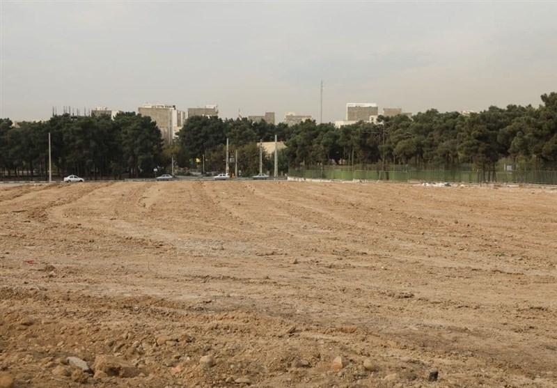 احداث بوستان در شهرک وصال منطقه 19 در آینده نزدیک