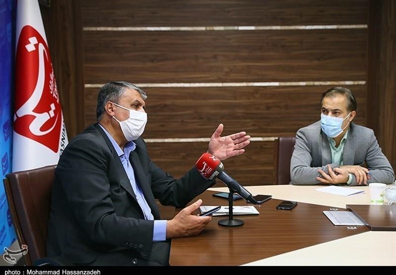 اسلامی: انجام تست کرونا وظیفه وزارت بهداشت است نه کارکنان وزارت راه,