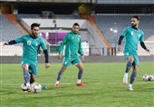 Iran Squad Named for Syria Friendly