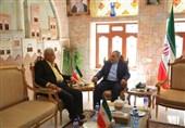 Yemeni Officials Meet Iran's New Envoy in Sana'a