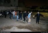 42 بنای مخروبه و پاتوق معتادان در بیرجند تخریب شد
