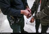 بازداشت یکی از قدیمیترین سارقان کیفقاپ و موبایلقاپ تهران