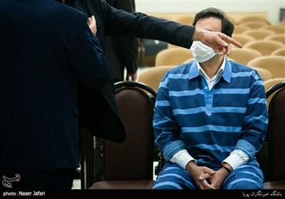 دوازدهمین جلسه رسیدگی به اتهامات محمد امامی