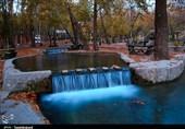 طبیعت زیبای پائیزی در پارک ملی بابا امان بجنورد+تصاویر