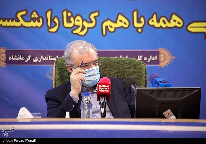 وزیر بهداشت: ایران موفق به ساخت داروی رمدسیویر شد/ به زودی خبرهای خوشی از تولید واکسن کرونا اعلام میکنیم