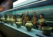 """بازگشت 14 قلم """"ظروف سلادون"""" موزه ملی از چین به ایران"""