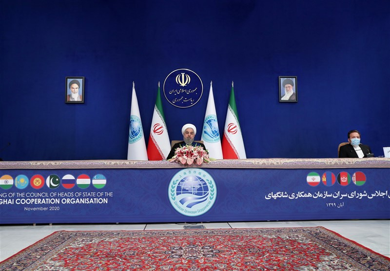 Iran Can Meet Energy Needs of Region, SCO Members: President