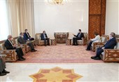 Iranian Diplomat Holds Talks with Assad in Syria