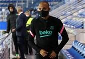 توافق بارسلونا و وستهام برای انتقال برایتویت/ مهاجم دانمارکی هنوز راضی نیست