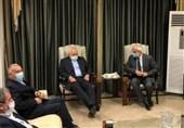 ورود ظریف و هیئت همراه به پاکستان