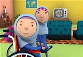 تلویزیون انیمیشن سه بعدی پخش میکند