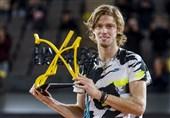 روبلف: نمیخواهم در مسابقه نهایی ATP فقط یک گردشگر باشم