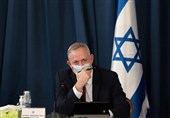 رژیم اسرائیل| خشم ژنرال گانتس از شکست گنبد آهنین در برابر موشکهای مقاومت
