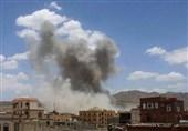 حملات سنگین ائتلاف متجاوز سعودی به صنعاء