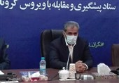 استاندار قزوین: مسئولان اجرایی عملکرد ستاد مقابله با کرونا را نقد کنند