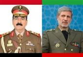 وزیر دفاع عراق به دعوت امیر حاتمی به تهران میآید