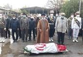 شهادت محمد میرزا عبدالله پس از 40 سال جانبازی+عکس