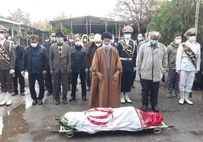 شهادت محمد میرزا عبدالله پس از ۴۰ سال جانبازی+عکس