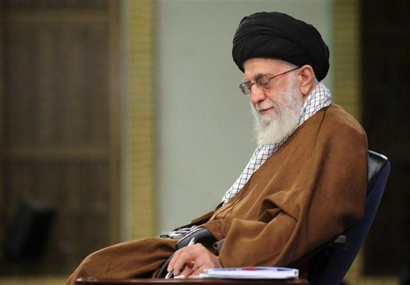 الامام الخامنئی یعزی بوفاة نائب قائد فیلق القدس فی حرس الثورة الإسلامیة