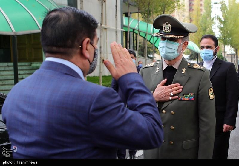 DM: Iran Ready to Meet Iraq's Military Needs