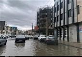 آبگرفتگی معابر کرمانشاه با 70 میلیمتر بارندگی در شبانه روز گذشته غیرقابل اجتناب است