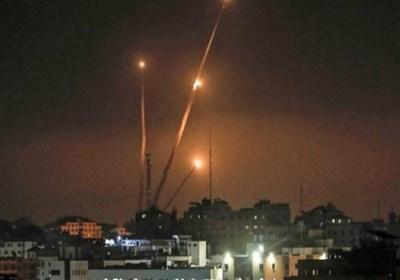 لحظه به لحظه با تحولات فلسطین|موشک پشت موشک؛ دور جدید حملات القسام به اراضی اشغالی/ حمله به 150 نقطه در غزه