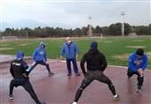 خواجوی: تجربه ملیپوشان کاراته کار ما را راحت میکند/ خیلی شاهد اُفت آنها نبودیم