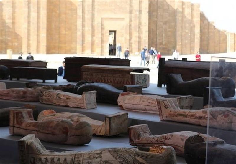 بزرگترین کشف باستان شناسی در تاریخ مصر