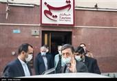 بازدید رئیس بنیاد مستضعفان از خبرگزاری تسنیم