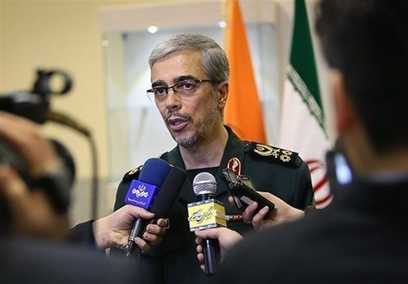 Hostile Threats Warded Off by Recent War Games: Iran's Top General