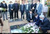 استاندار جدید کرمان با آرمانهای شهدا تجدید میثاق کرد + تصاویر