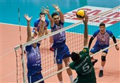 لیگ برتر والیبال| ماراتن خانه والیبال به سود شهرداری قزوین تمام شد/ نخستین پیروزی آذر باتری
