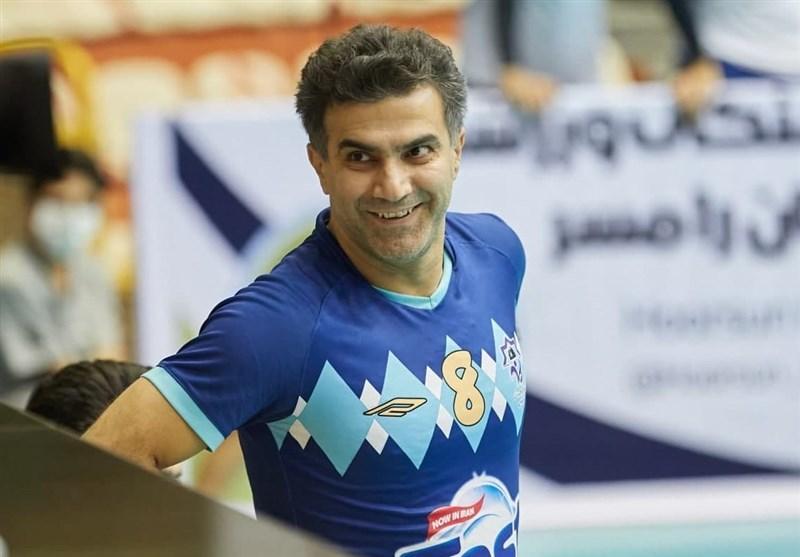شیرکوند: باشگاههای پولدار کمر والیبال ایران را میشکنند/ در تیم ملی برای لیگ بازیکن جابجا میکنند