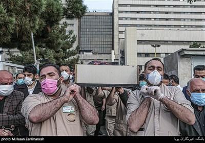 آخرین آمار کرونا در ایران| فوت ۳۹۱ نفر در ۲۴ ساعت گذشته