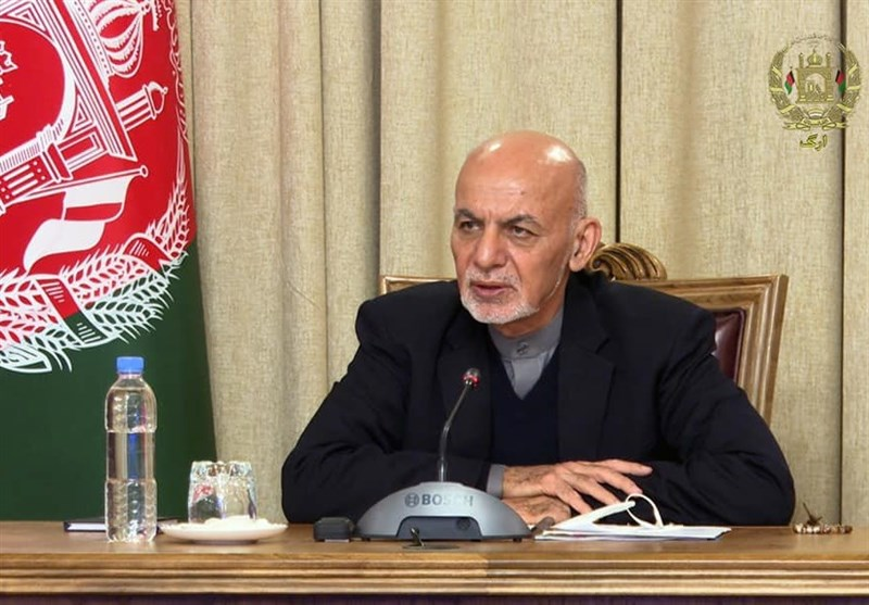 اشرف غنی: با خروج نیروهای خارجی حاکمیت ملی افغانستان تقویت میشود