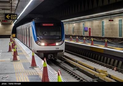 آغاز مسافرگیری از ایستگاه های میدان قیام و دولاب در خط ۷ متروی تهران