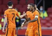 یورو 2020| اعلام ترکیب تیمهای هلند و اوکراین