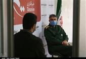 7700 بیمار کرونایی استان قزوین در منزل مورد مراقبت نیروهای بسیج قرار گرفتند