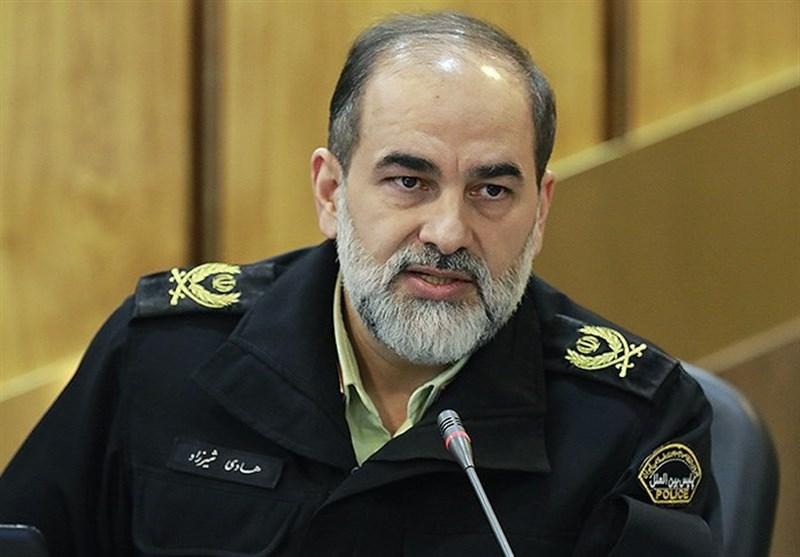 """پلیس بینالملل: """"میلاد حاتمی"""" تحویل مقامات قضائی شد"""