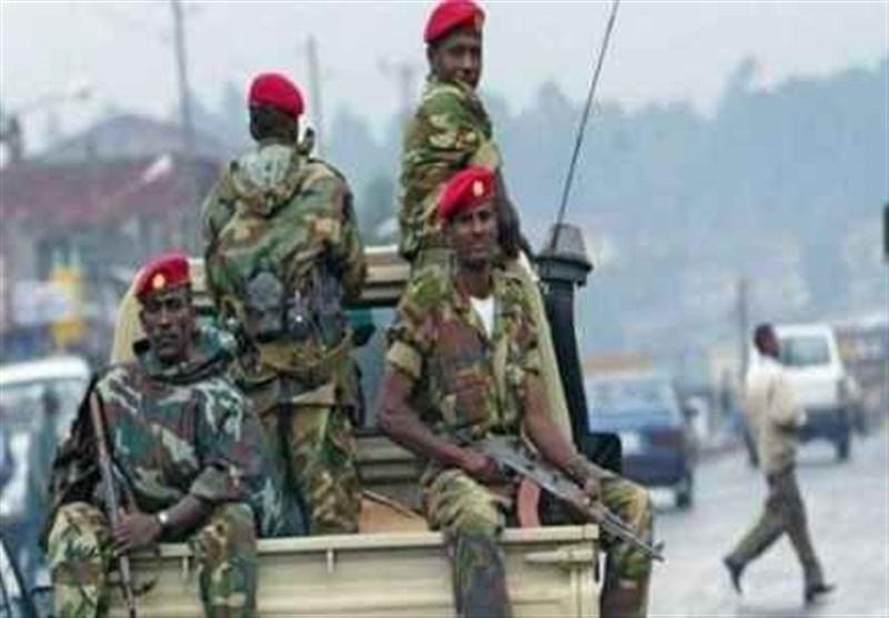 تصرف شهر آلاماتا در تیگرای توسط ارتش اتیوپی