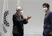 اهدای نشان المپیک به شینزو آبه