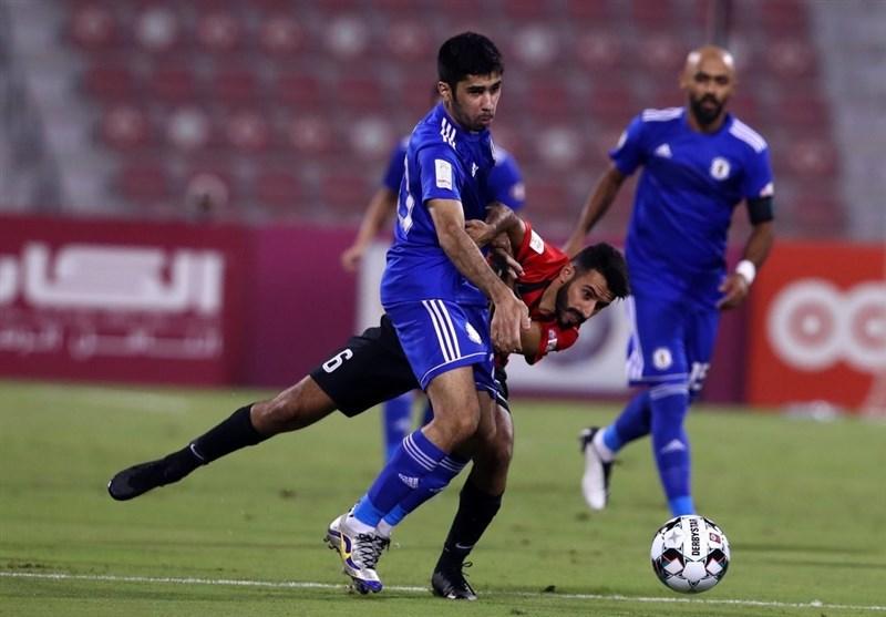 جام حذفی قطر  صعود الریان در غیاب خلیلزاده