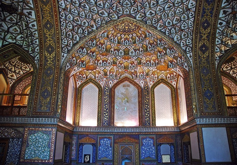 Ashraf Hall: A Magnificent Work of Architecture in Isfahan